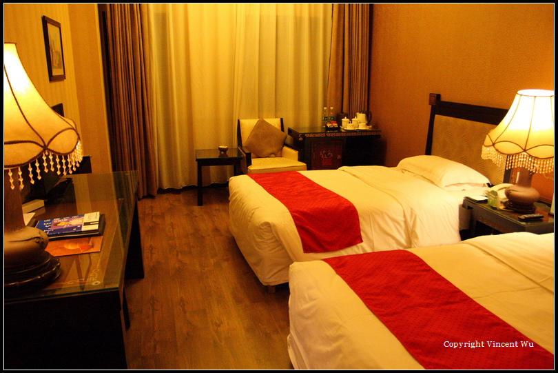 九寨天堂甲蕃古城假日酒店(Holiday Inn Jiuzhai Jarpo)02