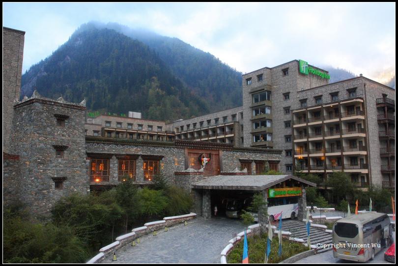 九寨天堂甲蕃古城假日酒店(Holiday Inn Jiuzhai Jarpo)09