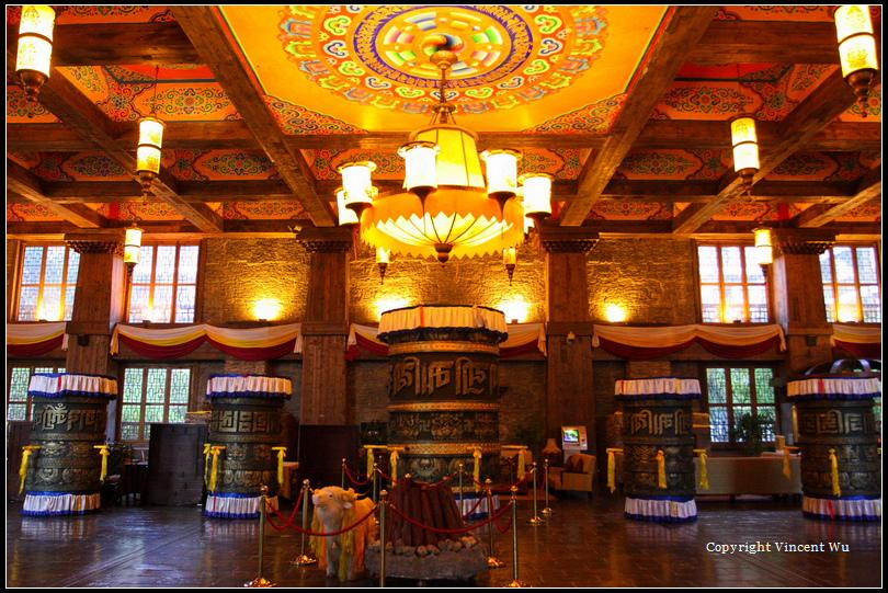 九寨天堂甲蕃古城假日酒店(Holiday Inn Jiuzhai Jarpo)13