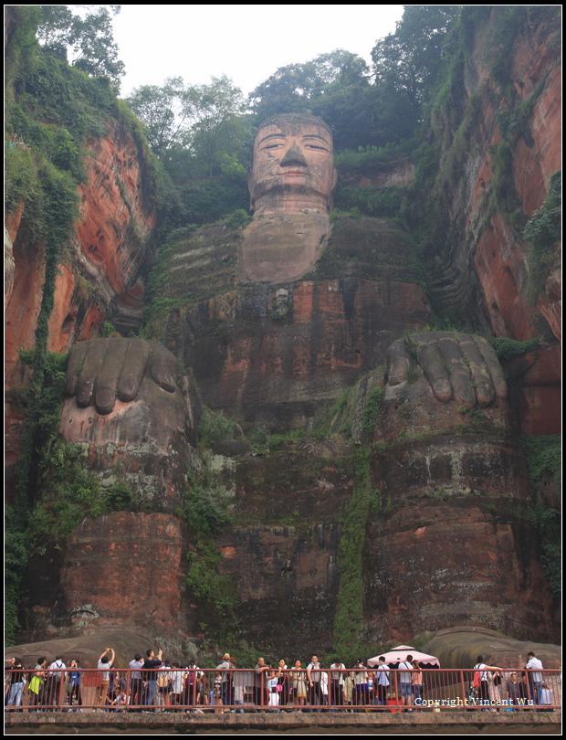 樂山大佛(Leshan Grand Buddha)03