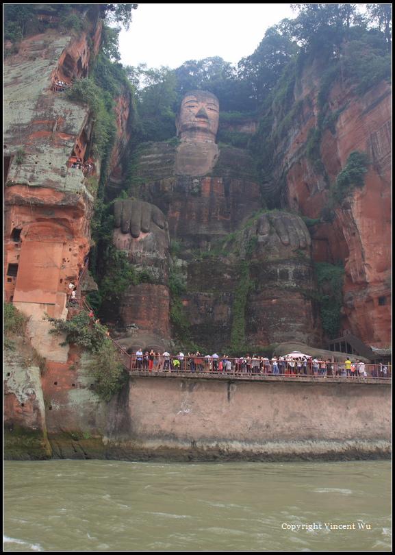 樂山大佛(Leshan Grand Buddha)04