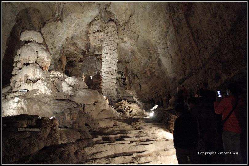 自然橋岩洞(Natural Bridge Caverns)24