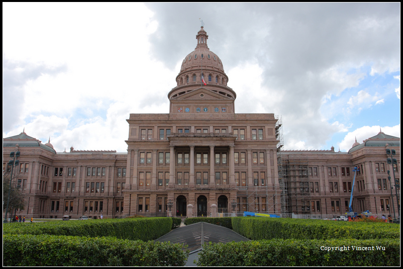 德克薩斯州議會大廈(Texas State Capitol)01