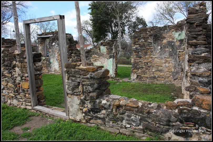 聖安東尼奧教區遺址(San Antonio Missions)07