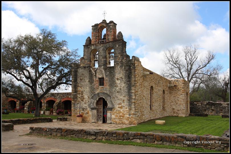 聖安東尼奧教區遺址(San Antonio Missions)08