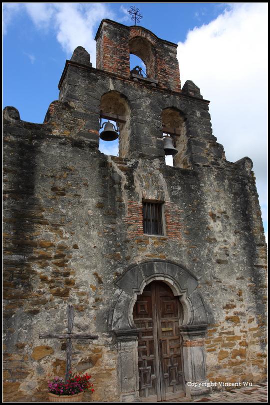 聖安東尼奧教區遺址(San Antonio Missions)11