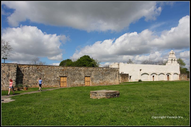 聖安東尼奧教區遺址(San Antonio Missions)17