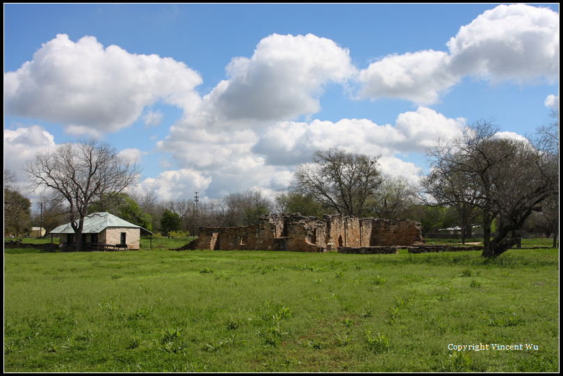 聖安東尼奧教區遺址(San Antonio Missions)21