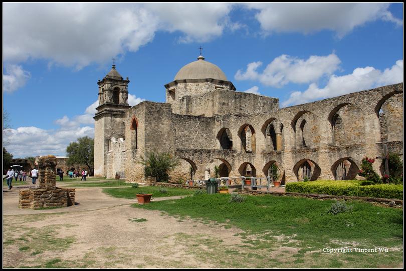 聖安東尼奧教區遺址(San Antonio Missions)32