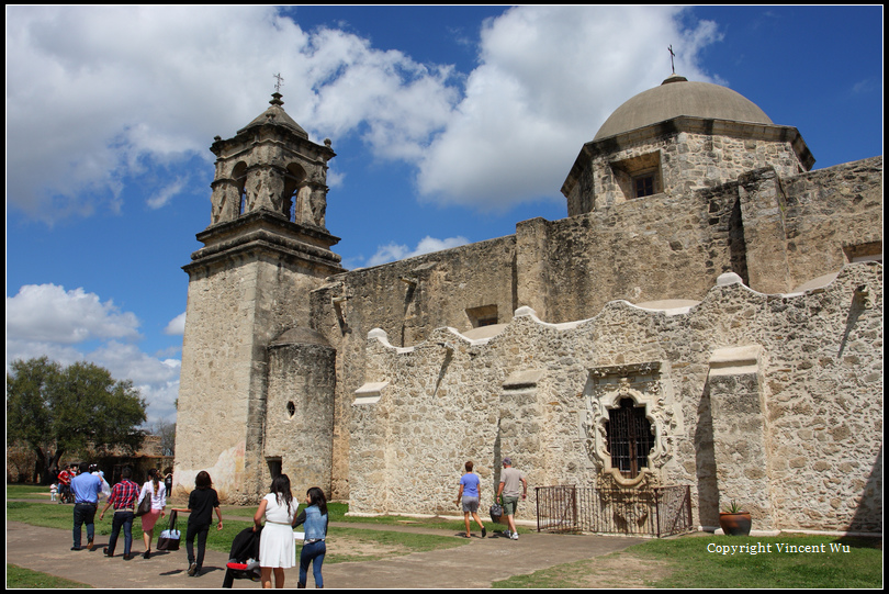 聖安東尼奧教區遺址(San Antonio Missions)34