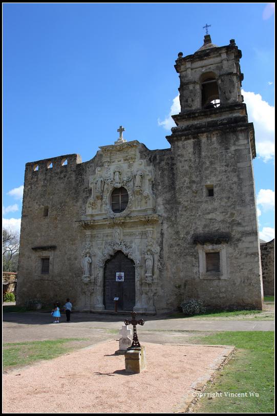 聖安東尼奧教區遺址(San Antonio Missions)40