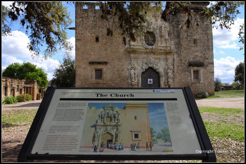 聖安東尼奧教區遺址(San Antonio Missions)46