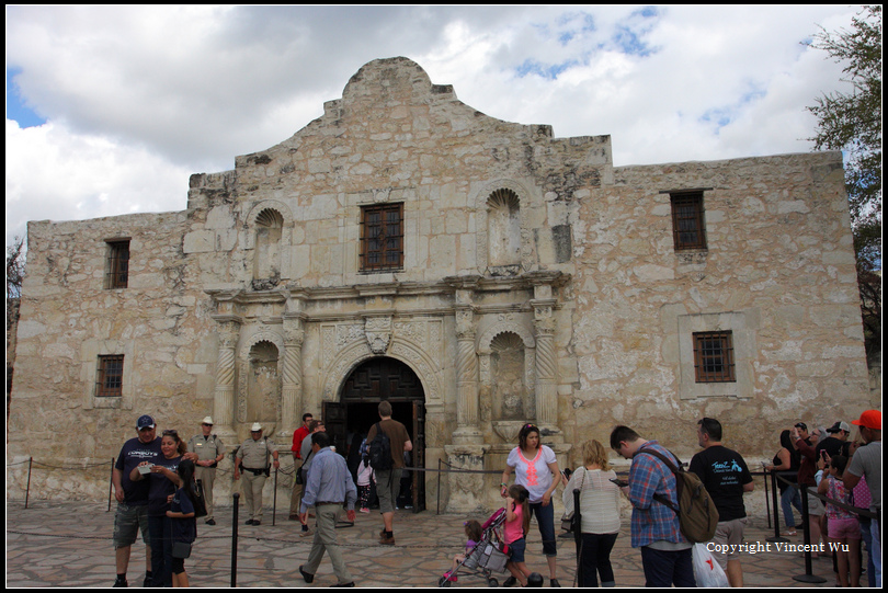 阿拉莫(The Alamo)01