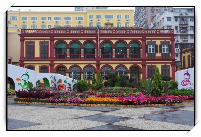 塔石廣場(Praça do Tap Seac)01