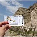 貝加蒙廢墟遺址(BERGAMA AKROPOL ÖRENYERİ/BERGAMA ACROPOLIS ARCHAEOLOGICAL SITE)05