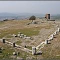 貝加蒙廢墟遺址(BERGAMA AKROPOL ÖRENYERİ/BERGAMA ACROPOLIS ARCHAEOLOGICAL SITE)06