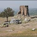 貝加蒙廢墟遺址(BERGAMA AKROPOL ÖRENYERİ/BERGAMA ACROPOLIS ARCHAEOLOGICAL SITE)07