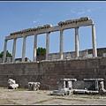 貝加蒙廢墟遺址(BERGAMA AKROPOL ÖRENYERİ/BERGAMA ACROPOLIS ARCHAEOLOGICAL SITE)10