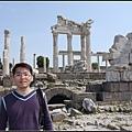 貝加蒙廢墟遺址(BERGAMA AKROPOL ÖRENYERİ/BERGAMA ACROPOLIS ARCHAEOLOGICAL SITE)13