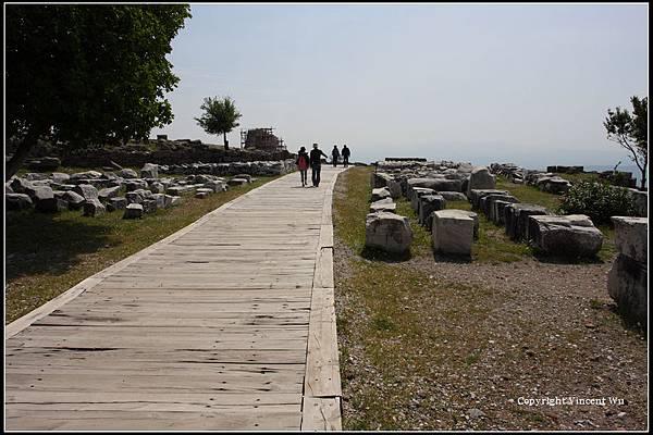 貝加蒙廢墟遺址(BERGAMA AKROPOL ÖRENYERİ/BERGAMA ACROPOLIS ARCHAEOLOGICAL SITE)18