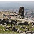 貝加蒙廢墟遺址(BERGAMA AKROPOL ÖRENYERİ/BERGAMA ACROPOLIS ARCHAEOLOGICAL SITE)19