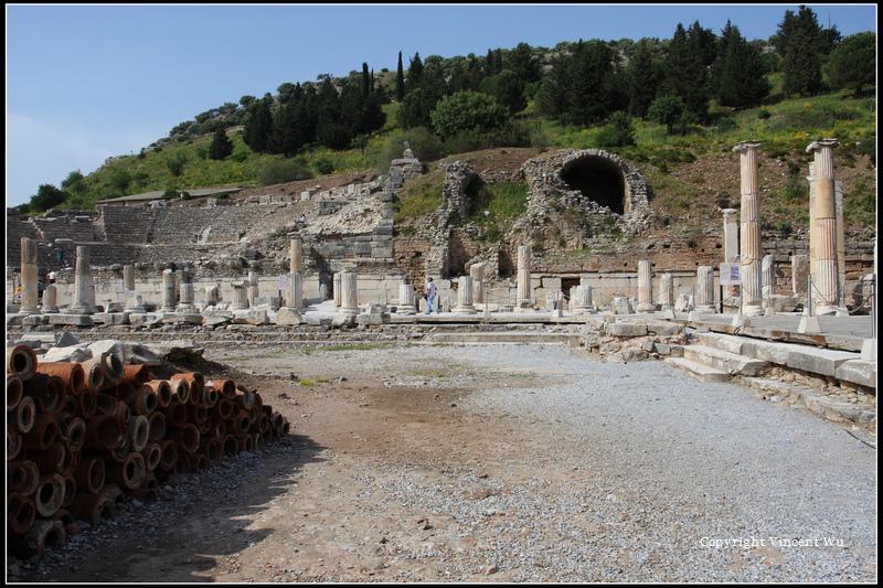 艾菲索斯(EFES ÖRENYERİ/EPHESUS ARCHAEOLOGICAL SITE)02