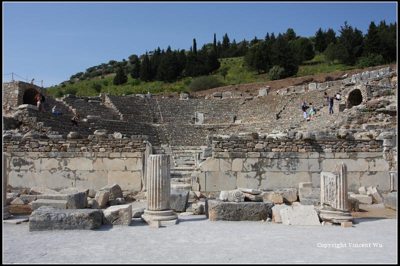 艾菲索斯(EFES ÖRENYERİ/EPHESUS ARCHAEOLOGICAL SITE)04