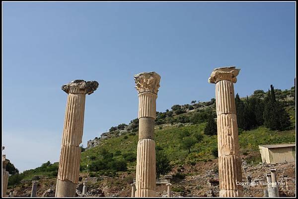 艾菲索斯(EFES ÖRENYERİ/EPHESUS ARCHAEOLOGICAL SITE)05
