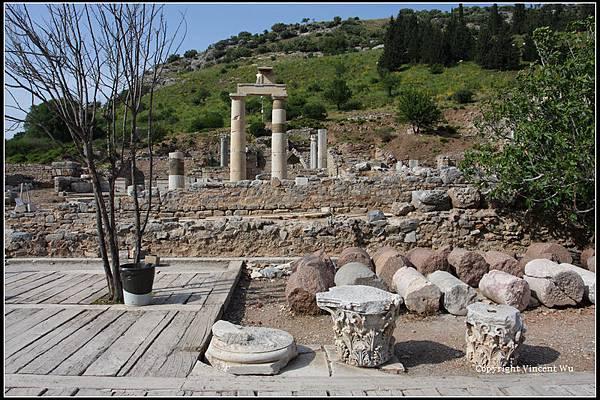 艾菲索斯(EFES ÖRENYERİ/EPHESUS ARCHAEOLOGICAL SITE)06