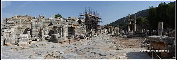 艾菲索斯(EFES ÖRENYERİ/EPHESUS ARCHAEOLOGICAL SITE)09