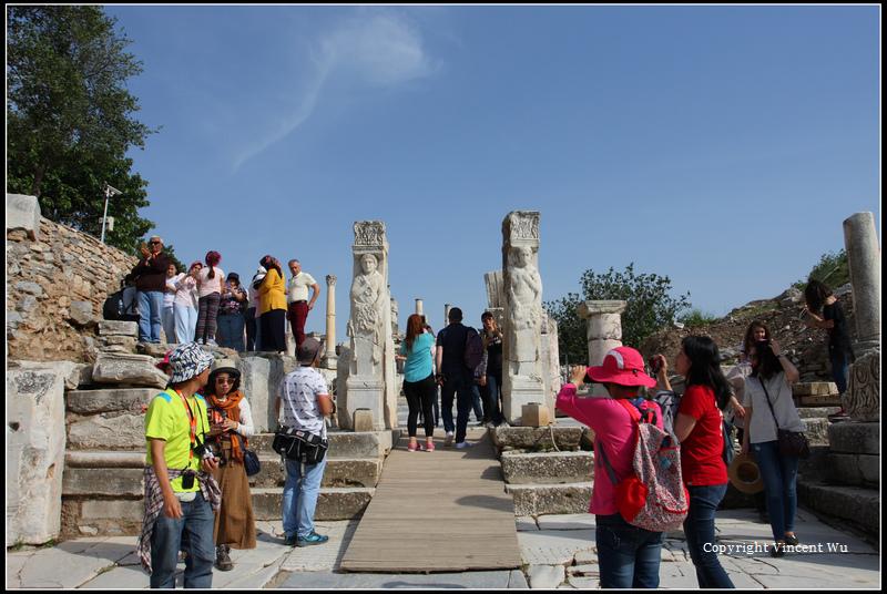 艾菲索斯(EFES ÖRENYERİ/EPHESUS ARCHAEOLOGICAL SITE)14