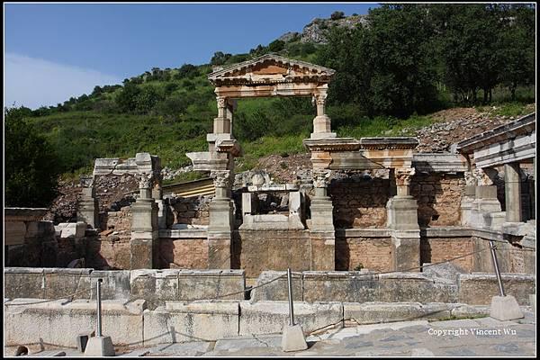 艾菲索斯(EFES ÖRENYERİ/EPHESUS ARCHAEOLOGICAL SITE)15