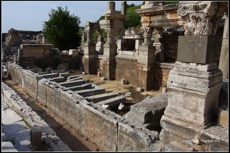 艾菲索斯(EFES ÖRENYERİ/EPHESUS ARCHAEOLOGICAL SITE)16