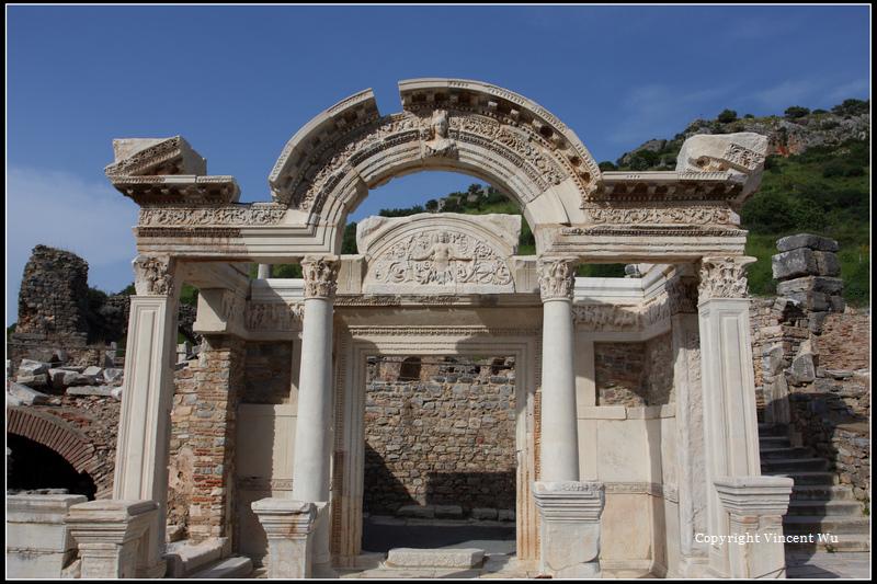 艾菲索斯(EFES ÖRENYERİ/EPHESUS ARCHAEOLOGICAL SITE)19