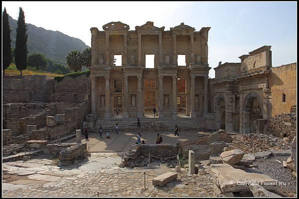 艾菲索斯(EFES ÖRENYERİ/EPHESUS ARCHAEOLOGICAL SITE)22