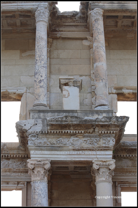 艾菲索斯(EFES ÖRENYERİ/EPHESUS ARCHAEOLOGICAL SITE)24