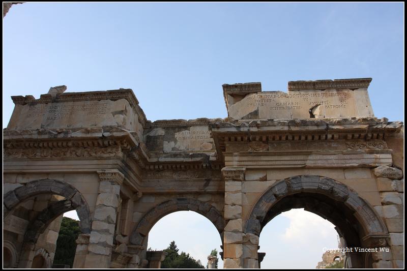 艾菲索斯(EFES ÖRENYERİ/EPHESUS ARCHAEOLOGICAL SITE)26