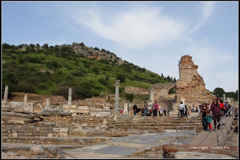 艾菲索斯(EFES ÖRENYERİ/EPHESUS ARCHAEOLOGICAL SITE)30