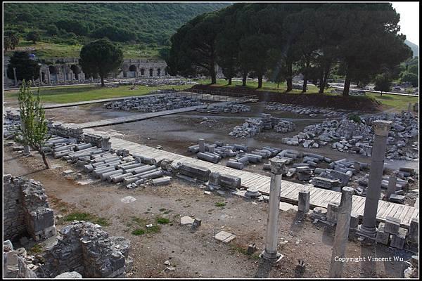 艾菲索斯(EFES ÖRENYERİ/EPHESUS ARCHAEOLOGICAL SITE)33