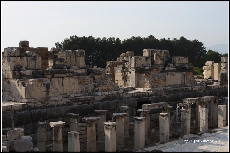 艾菲索斯(EFES ÖRENYERİ/EPHESUS ARCHAEOLOGICAL SITE)36