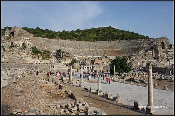 艾菲索斯(EFES ÖRENYERİ/EPHESUS ARCHAEOLOGICAL SITE)38