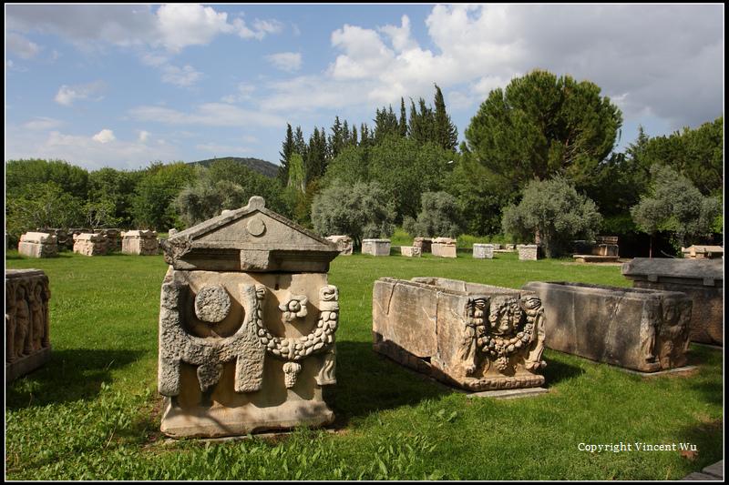阿芙洛迪西亞斯古城(AFRODİSİAS ÖRENYERİ/APHRODISIAS ARCHAEOLOGICAL SITE)03