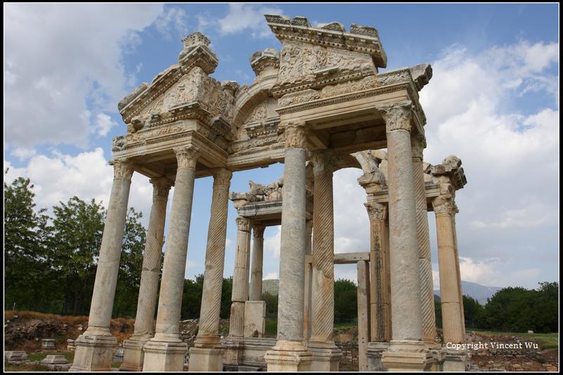 阿芙洛迪西亞斯古城(AFRODİSİAS ÖRENYERİ/APHRODISIAS ARCHAEOLOGICAL SITE)04