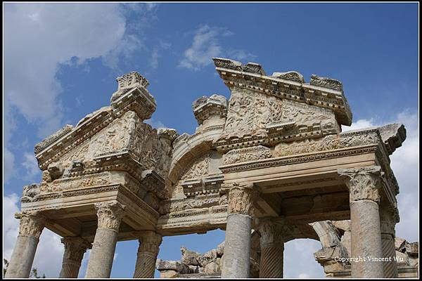 阿芙洛迪西亞斯古城(AFRODİSİAS ÖRENYERİ/APHRODISIAS ARCHAEOLOGICAL SITE)05