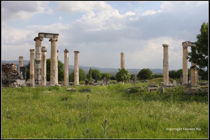 阿芙洛迪西亞斯古城(AFRODİSİAS ÖRENYERİ/APHRODISIAS ARCHAEOLOGICAL SITE)07