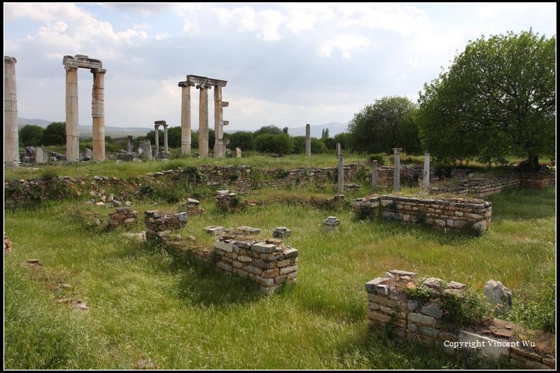 阿芙洛迪西亞斯古城(AFRODİSİAS ÖRENYERİ/APHRODISIAS ARCHAEOLOGICAL SITE)08