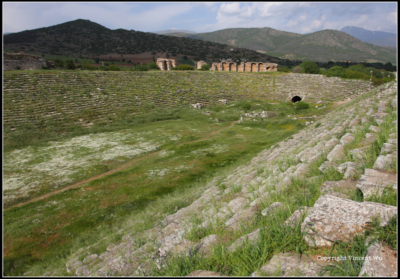 阿芙洛迪西亞斯古城(AFRODİSİAS ÖRENYERİ/APHRODISIAS ARCHAEOLOGICAL SITE)09