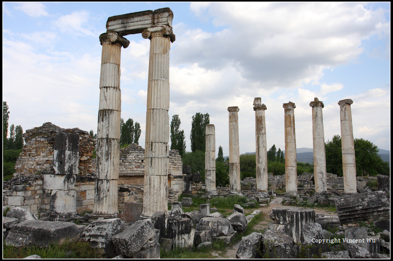 阿芙洛迪西亞斯古城(AFRODİSİAS ÖRENYERİ/APHRODISIAS ARCHAEOLOGICAL SITE)13