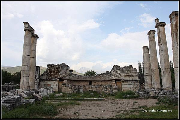 阿芙洛迪西亞斯古城(AFRODİSİAS ÖRENYERİ/APHRODISIAS ARCHAEOLOGICAL SITE)14