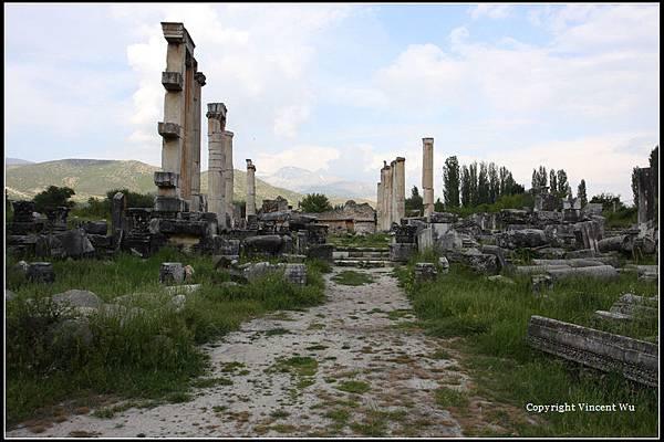 阿芙洛迪西亞斯古城(AFRODİSİAS ÖRENYERİ/APHRODISIAS ARCHAEOLOGICAL SITE)15